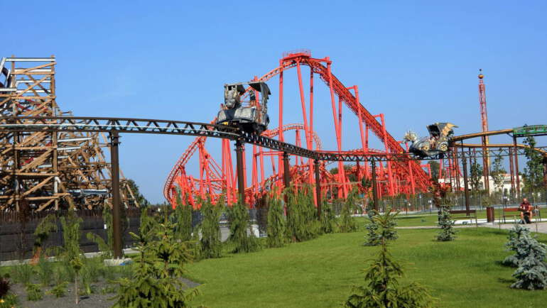 Energylandia in Zator - My complete guide to the amusement park