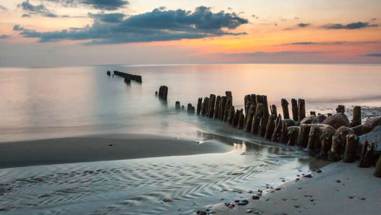 Baltic Sea - Map, states, holiday guide