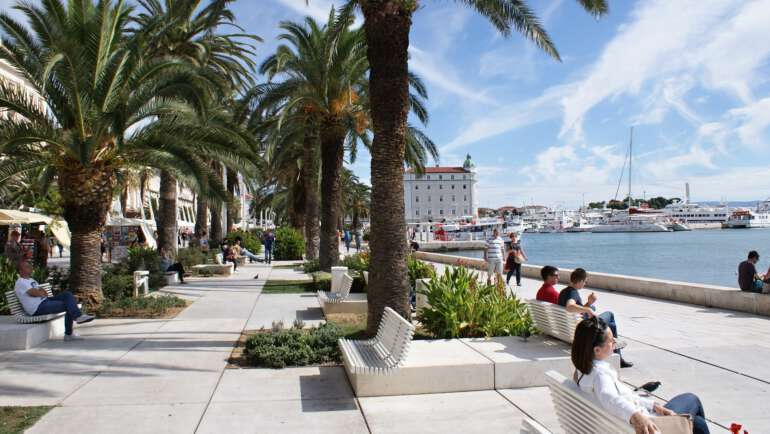 Webcams croatia online - Beaches, resorts and highways