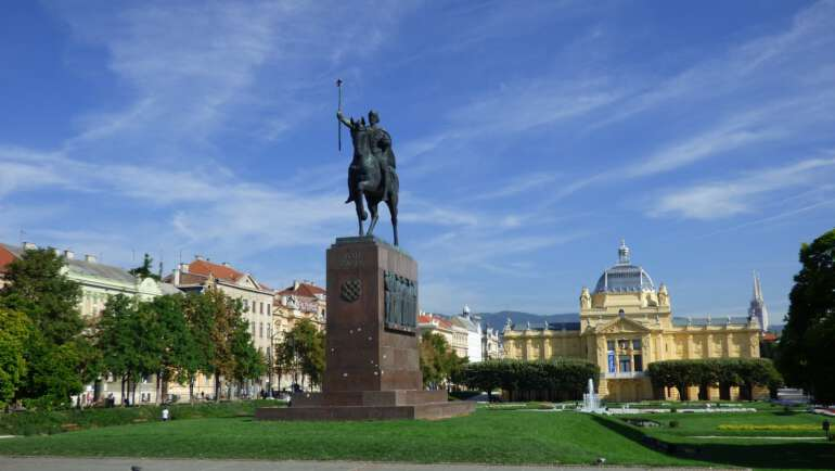Zagreb sights, tips - Guide to the capital of Croatia